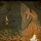 Lichterfest Liebau, michse zusammen mit Feaks on Fire