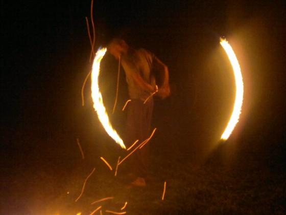 Erste Versuche mit Fire Pois
