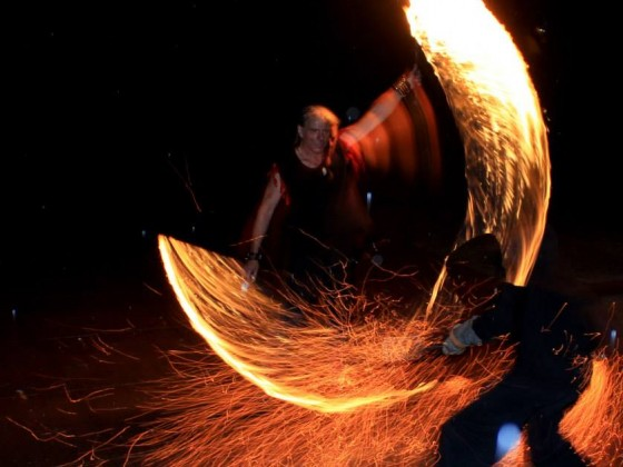 Sword meets Coalfire