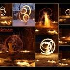 Feuer und Schnee