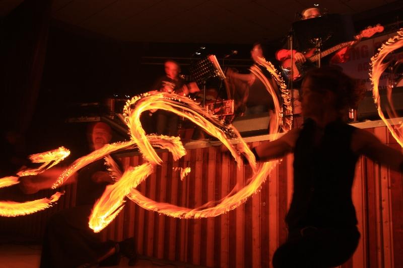 Zu Gast beim Rockn´Roll Circus des Aachener Rolling Stones Clubs 2