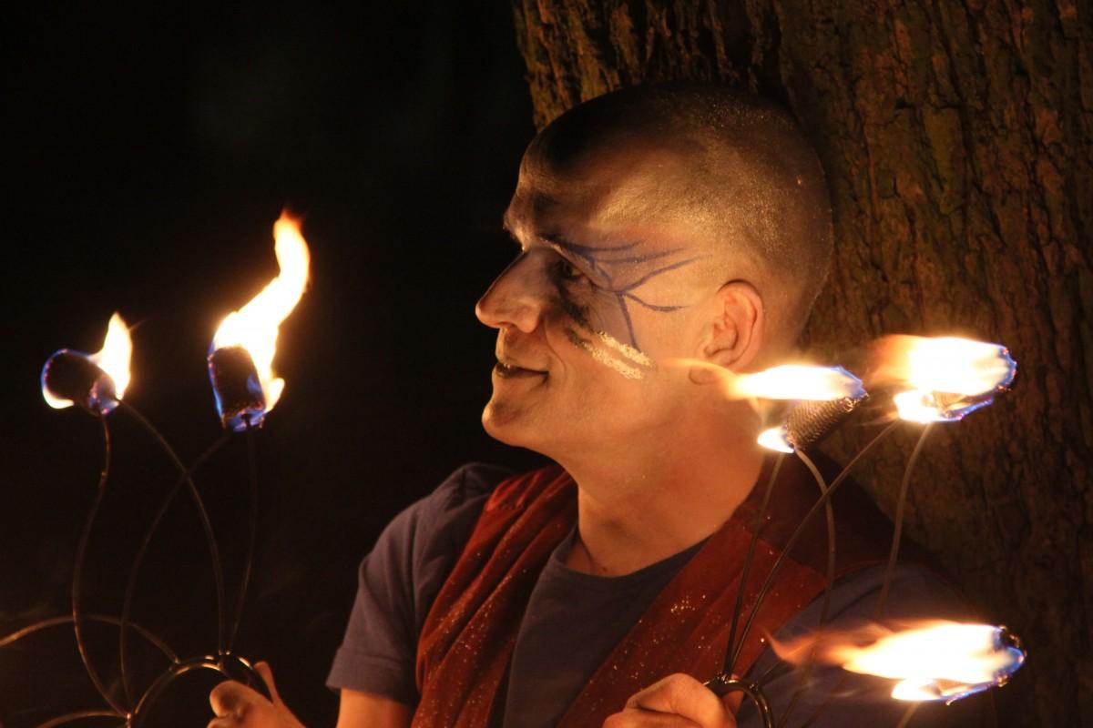 Feuerkunst