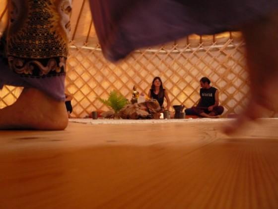 Yoga-Jurte