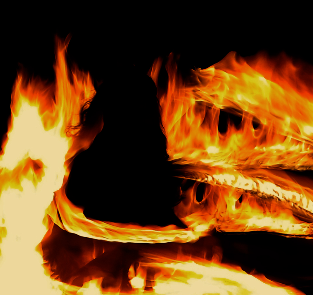 Tanz im Feuer